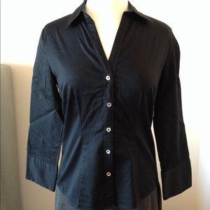 Banana Republic 3/4 Sleeve Button Up Shirt